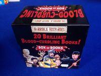 Horrible Histories Box of 20 Books