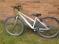 "25"" decathlon bike"
