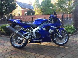 1999 Yamaha yzfr1 motd good clean bike £1999