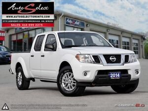 2014 Nissan Frontier 4x4 ONLY 139K! **BACK-UP CAMERA** **CLN...