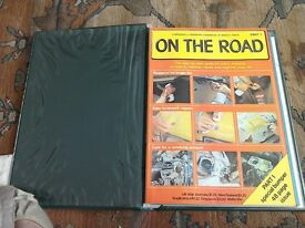 On the road magazines