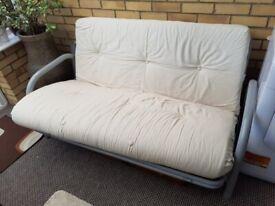 Futon - 2 seater Futon Sofa Bed