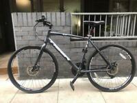 Unisex Hybrid Bike - Tiger Legend 2.0 - Medium Size