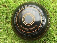 Bowls Henselite Championship Supergrip