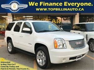 2011 GMC Yukon SLT LEATHER, SUNROOF, 2 YEARS WARRANTY