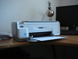 HP Photosmart All-In-One Printer Scanner Copier ModelC4485