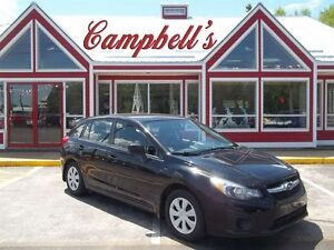 2012 Subaru Impreza 2.0i 5DR HATCHBACK!! AWD!! AIR!! PW PL PM !!