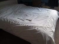 John Lewis Bed Linen as good as new