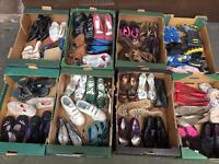 Joblot Of used shoes