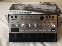 Korg Volca Bass - ORIGNAL BOX