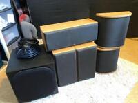 Monitor audio Surround sound speakers