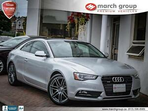 2013 Audi A5 2.0T Prem Plus 6sp man qtro Cpe
