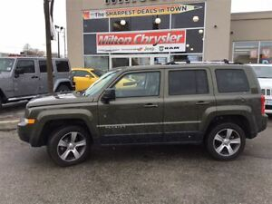 2016 Jeep Patriot HIGH ALTITUDE|LEATHER|SUNROOF