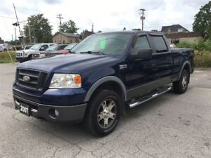 2007 Ford F-150 FX4 MANAGER SPECIAL
