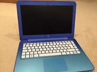 "HP 13"" Laptop (HP Stream 13-c009sa) Blue"