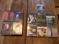 agatha christie audio books cassettes joblot
