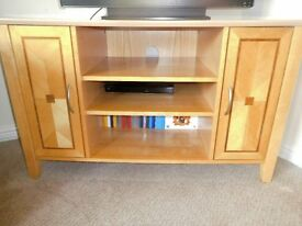 Matching Corner TV Unit and Coffee Table