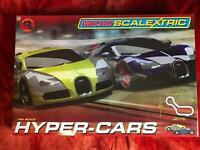 Micro Scalextric set