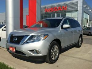 2013 Nissan Pathfinder SL 4x4, Bluetooth, heated front/rear seat