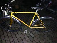Claud Butler track bike