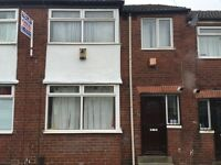 3/4 BEDROOM HOUSE FOR RENT CLOSE TO UNIVERSITY OF LEEDS, LGI,