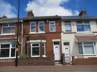Popular & Central, Low Move In Costs, 3 bed House - Warwick Terrace, Silksworth, Sunderland, SR3 1BP