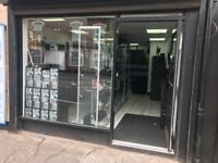barbar to let on main road 5 year lease bordelsey green