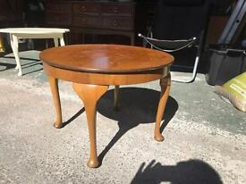 Lovely Wooden Occasional Table