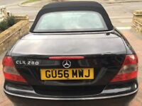 Mercedes Clk 3.0 CLK280 Avantgarde 7G-Tronic 2dr for Sale