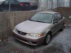 2002 Toyota Corolla CE ~ AS-IS ~