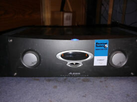 Alesis RA500 Power Amplifier - Working, PAT-tested, Missing Power Button