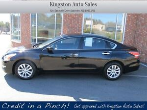 2015 Nissan Altima 2.5S W/ Bluetooth, USB, Cruise
