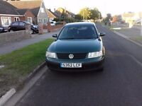 vw passat 1.9 TDI 110bhp only £650 one former keeper for last 12years regular service