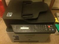 SAMSUNG Xpress C460FW laser Printer