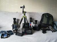 Lumix G80 Comprehensive Camera Kit