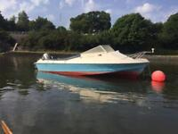 19ft Shetland Sheltie Fishing Boat