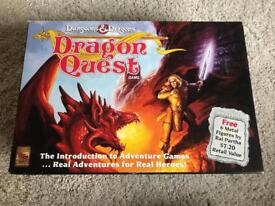 Dungeons & Dragons dragon quest board game brand new