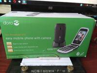 Doro Easy Phone 612 Clamshell Style