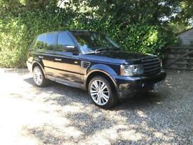 Range Rover Sport HSE - 2.7 Diesel - 12 Months Mot - FSH - No Faults