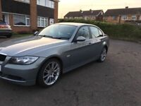 BMW 320d 2005 manual Good Condition