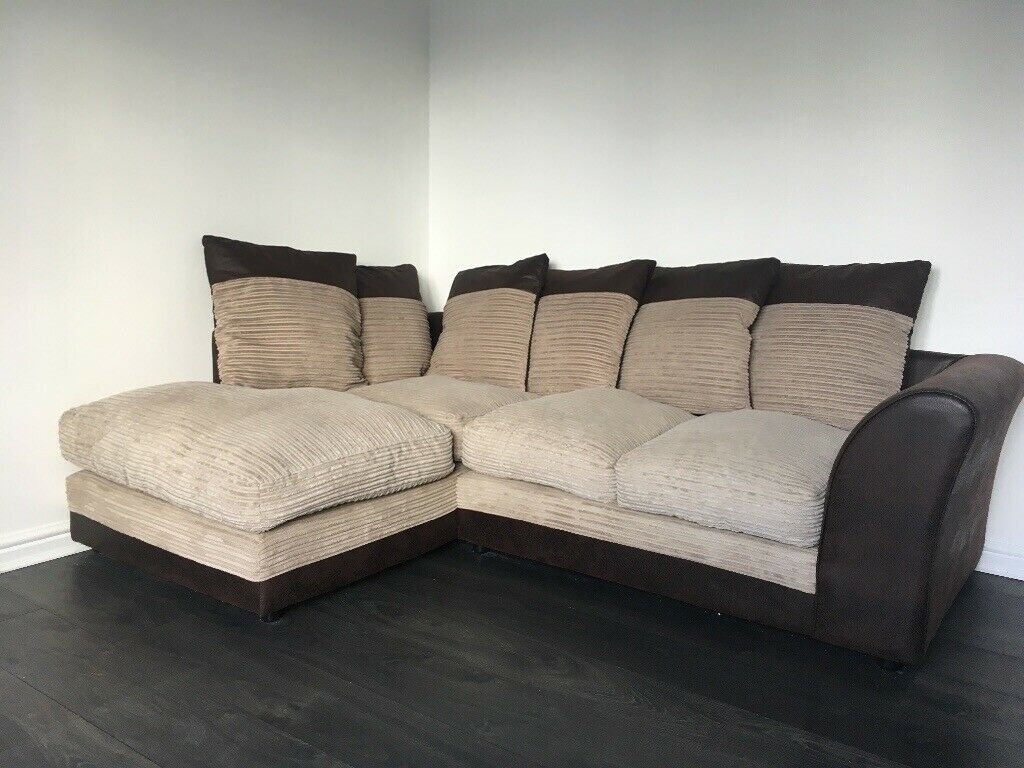 Fantastic Gently Used Sectional Sofa In Hamilton South Lanarkshire Gumtree Machost Co Dining Chair Design Ideas Machostcouk