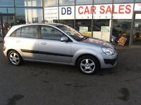 2005 55 KIA RIO 1.4 LX 5d 96 BHP **** GUARANTEED FINANCE **** PART EX WELCOME