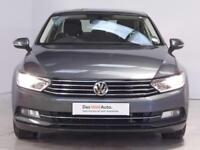 Volkswagen Passat SE TDI BLUEMOTION TECHNOLOGY DSG (grey) 2015-09-01