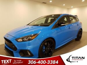 2018 Ford Focus Local|RS|CAM|AWD|Only 475 KMS|NAV|Bluetooth
