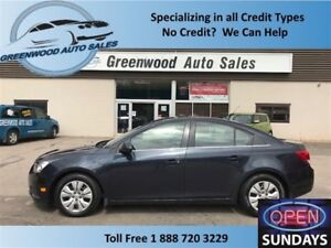 2014 Chevrolet Cruze 1LT! GREAT PRICE! CALL TODAY!
