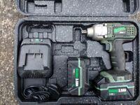 Kielder 1/2 impact wrench 18v