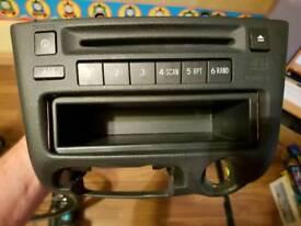 Toyota Yaris CD Radio