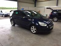 07 Reg Ford s-max Titanuium tdci 7 seater sat nav DVD entertainment system guaranteed cheapest