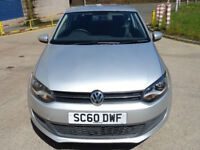 VOLKSWAGEN POLO 1.4 SE 3d 85 BHP 2 PREVIOUS KEEPERS + MOT JAN 2019 + SERVICE RECORD ++