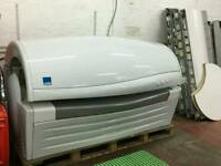 Scotland Glasgow Edinburgh Aberdeen best new and refurbished domestic and commercial sunbeds